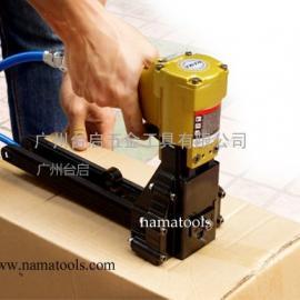 台式气动封箱机 气动订箱机 纸箱打钉机