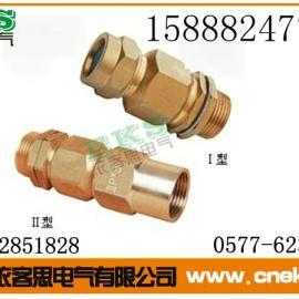 BTL-G3/4防爆填料函 不锈钢 黄铜 乐清厂家