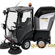 山东城市街道清扫车 MC50扫地洗地机割草除雪多功能清扫车