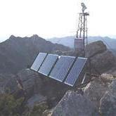 山林监控太阳能发电系统介绍