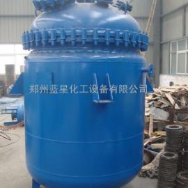 湖南搪瓷反应釜、反应罐供应商