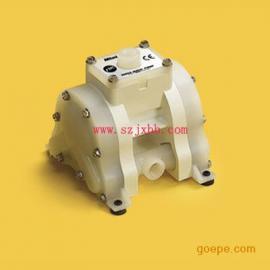 威马E8-3/8寸气动隔膜泵 帕斯菲达计量泵深圳总代理