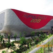 亚运会场用纤维织物风管
