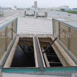 供应排烟天窗,一字型屋顶采光天窗