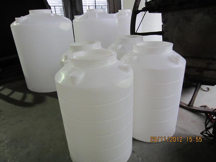 瓶子手工制作水桶