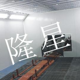 地轨式自动喷漆烘道线