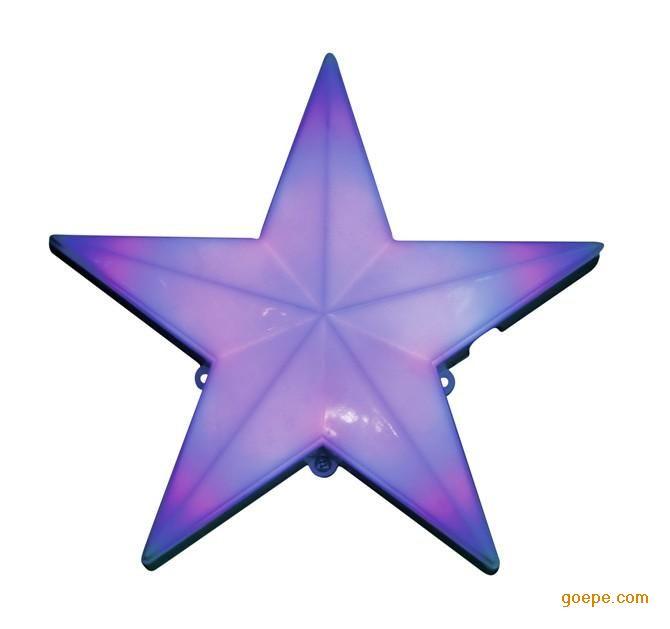 led五角星点光源,超高亮,价格优惠,低光衰,环保节能