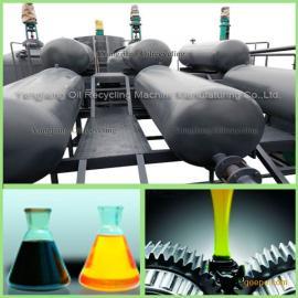 废机油蒸馏基础油设备