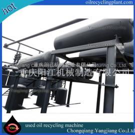 润滑油再生提炼转化设备