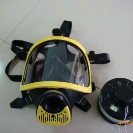 多用途的呼吸器全面罩,空气呼吸器面具,防毒面罩