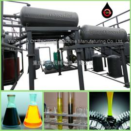 黑油废机油脱色装置