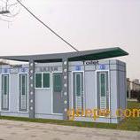 玻璃钢移动厕所 玻璃钢移动厕所