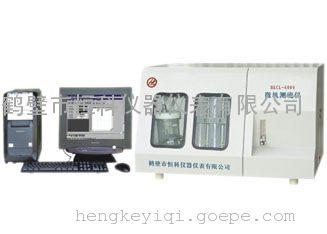 快速测硫仪/电脑测硫仪/硫含量检测设备