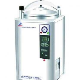 上海申安LDZX-75KBS不锈钢手轮式高压蒸汽灭菌器