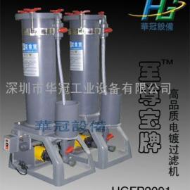 铬酸过滤机、电镀过滤机、镀铬过滤机