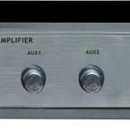 AP-K/AK1.5U合并式公共广播功放 2路线路输入1路MIC输入