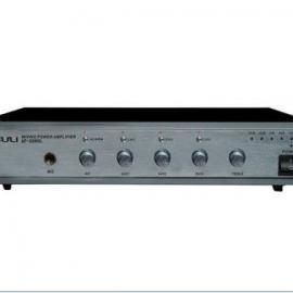 苏里AP-L/BL1.5U带三分区合并式公共广播功放