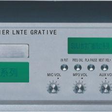 功放厂家直销AP-R 带CD/MP3/FM功能遥控广播功放