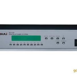 多媒体播放器 SU-F23数字调谐器 校园广播 定时播放主机