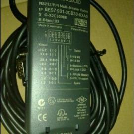 西门子原装编程电缆西门子一级代理商