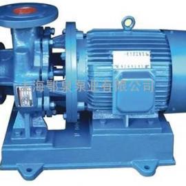 卧式热水管道循环泵