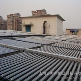 上海酒店旅馆太阳能工程安装