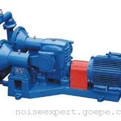 隔膜泵噪声治理