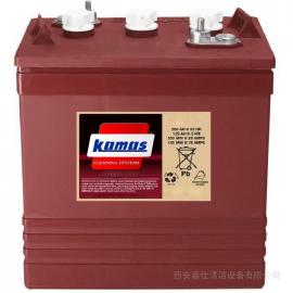 西安洗地机电瓶销售价格 嘉仕西安洗地机蓄电池经销公司