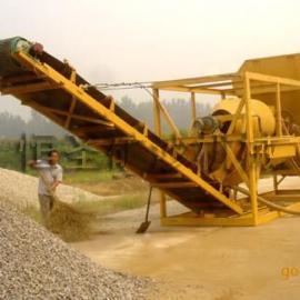 青州恒圣二次洗砂机|滚筒洗石机