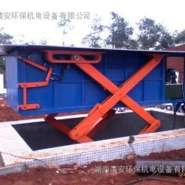 湖南省5吨地埋式压缩垃圾站设备,垃圾站安装,垃圾站价格