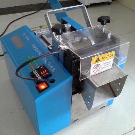 深圳益创全自动电脑切管机 自动裁切机 焊带切带机