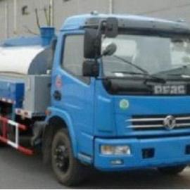 供应国四东风多利卡沥青洒布车 液态沥青运输车