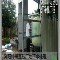 井水除铁除锰设备,井水过滤设备,井水变黄浑浊
