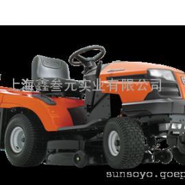 草坪车CTH171、富世华坐骑式草坪车、富世华草坪车代理