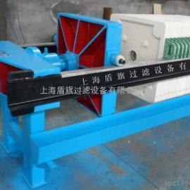 液压自动压紧压滤机