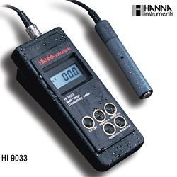 HI9033便携式电导率(EC)测定仪