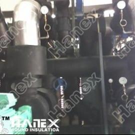 卧式水泵噪声治理