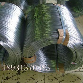 西安加工8号镀锌铁丝-热镀锌钢丝8-16号线均价绑扎做网|厂家批发
