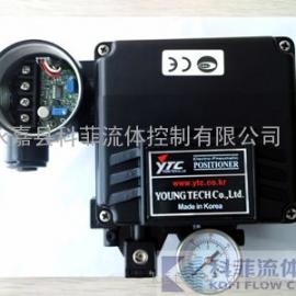 YTC1000R阀门电气定位器
