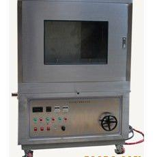 矿用电缆负载燃烧试验机,煤安认证用负载燃烧试验机