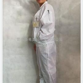 防静电分体服,防静电服装,无尘室防静电防护服