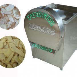 切姜机|生姜加工设备|生姜切片机