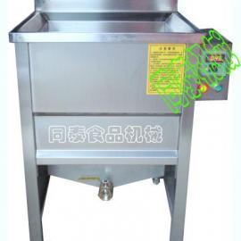 油水分离电炸炉,电炸锅