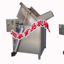 炸江米条的机器,专业休闲食品油炸机