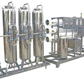 一级反渗透机组/纯净水机组