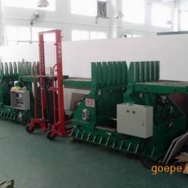 东莞翻板机解决大型机械零件正反面加工