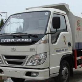 福田时代自卸式密封垃圾车厂家最新报价