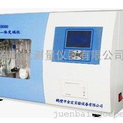 JHDL-5100型自动测硫仪