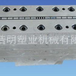 适用于地暖的PVC地板模具