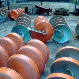 玻璃钢螺旋溜槽耐磨防腐涂料保护